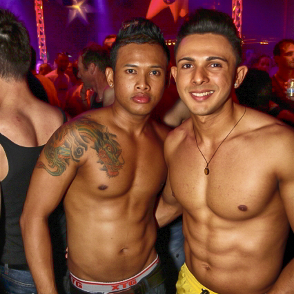 Official Zurich Pride Party Wild Wet 2011 Maag Event Hall
